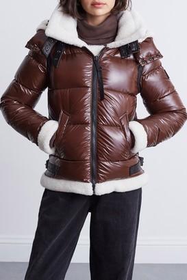 SAM. Logan Coat