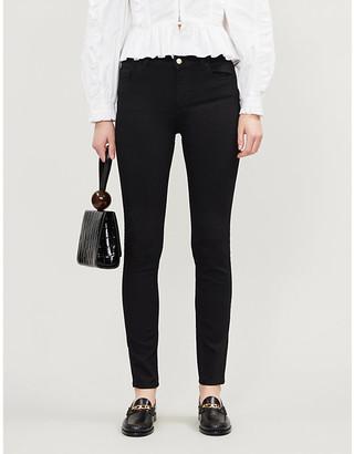 Claudie Pierlot Slim-fit skinny mid-rise jeans