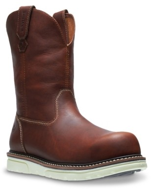 Wolverine I-90 DuraShocks Wellington CarbonMAX Toe Work Boot