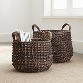Crate & Barrel Zuzu Baskets with Handles