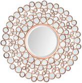 Ren Wil Ren-Wil Celeste 42-Inch Round Mirror in Copper
