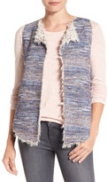 Dylan by True Grit 'Love Child' Reversible Faux Fur Vest