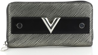 Louis Vuitton Zippy Wallet Limited Edition Essential V Epi Leather