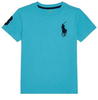 Ralph Lauren Kids Numbered Polo Pony T-Shirt (5-7 Years)