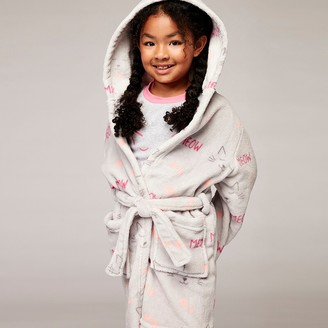 Wonder Co. Kids Robe Kitty Size 2-4