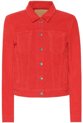 Acne Studios Bla Konst corduroy jacket