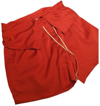 3.1 Phillip Lim Red Shorts for Women