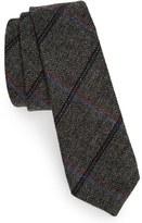 Alexander Olch Men's Heeringbone Wool Tie