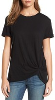 Caslon Women's Knotted Tee