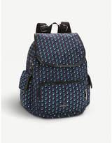 Kipling City Pack geometric small backpack
