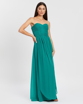 Review Amora Maxi Dress