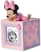Precious Moments Disney® Showcase Baby Minnie Mouse Photo Bank