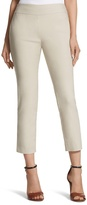 Chico's Brigitte Crop Pants in Feather Tan