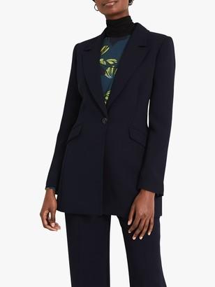 Damsel in a Dress Margot City Suit Jacket, Black