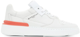 Givenchy off-White Wing Sneakers