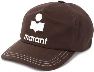 Isabel Marant Tyron cotton logo cap