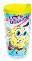 Tervis SpongeBob Squarepants Let's Bounce 10 oz. Wavy Wrap Tumbler with Lid