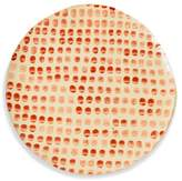 THREE SEVEN Dots large plate