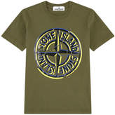 Stone Island Graphic T-shirt
