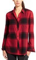 Athleta Lumberjill Shirt