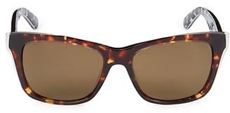 Kate Spade 53MM Jenae Square Sunglasses