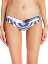 Seafolly Women's Riviera Stripe Banded Hipster