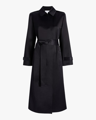Michelle Waugh The Jane Tailored Classic Trench Coat
