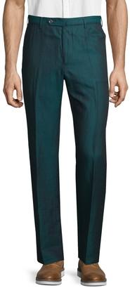 Incotex Benn Linen & Cotton Pants