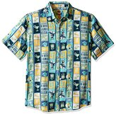 Margaritaville Men's Song Bbq Shirt