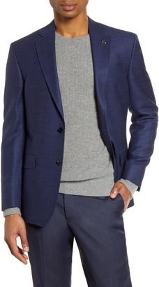 Ted Baker Jay Trim Fit Wool Sport Coat