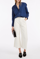 Citizens of Humanity Melanie Crop Wide Jeans