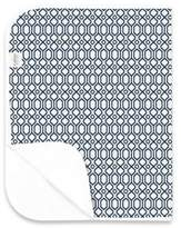 Kushies Deluxe Flannel Octagon Changing Pad in Navy