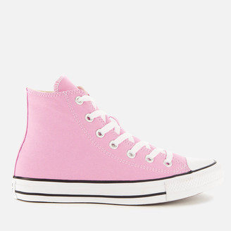 Converse Chuck Taylor All Star Seasonal Hi-Top Trainers - Peony Pink