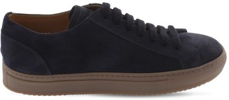 Doucal's Low Suede Sneakers