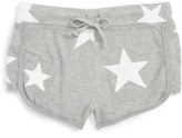 T2 Love Girl's Star Shorts