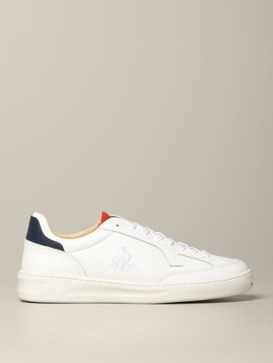 Le Coq Sportif Triomphe Leather Sneakers