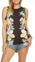 Chaser Floral Kaleidoscope Tank