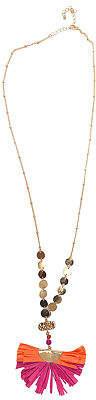 Bijoux Bar Link Chain Necklace
