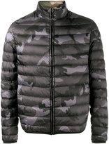 Valentino reversible camouflage jacket