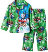 Thomas & Friends Thomas the Train Christmas Fleece Pajama Set - Toddler Boy
