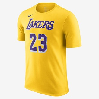 Nike Men's NBA T-Shirt Lakers