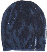 Diesel Sequined Jersey Beanie Hat