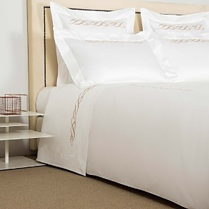 Frette Pearls Embroidery Sheet Set, Queen