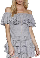Ministry of Style Sundown Frill Top