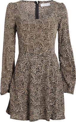 Flynn Skye Maiden Leopard Mini Dress