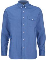 Garbstore Fall Long Sleeve Shirt Blue