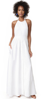 Mara Hoffman Cotton Backless Dress