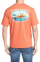 Tommy Bahama Men's 'Grass Bottom Boat' Graphic T-Shirt