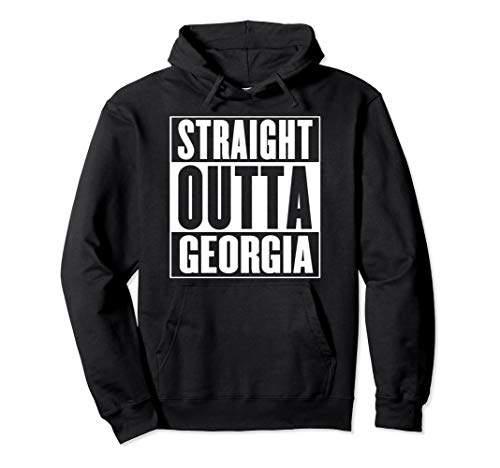 Straight Outta Georgia Hoodie
