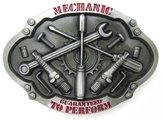 Fancy Apparel Vintage Garage Car Truck Motors Mechanic Tools Belt Buckle Guaranteed to Perform